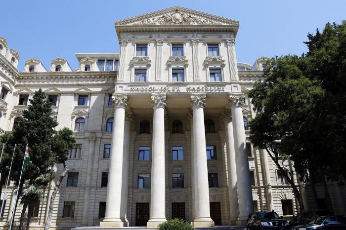 """Außenministerium: """"Aserbaidschan war immer bereit, sich mit dem armenischen Außenminister zu treffen"""""""