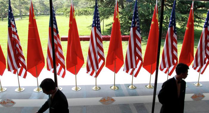 """""""Sei´s drum"""": US-Vizepräsident warnt China vor """"totalem Kalten Krieg"""""""