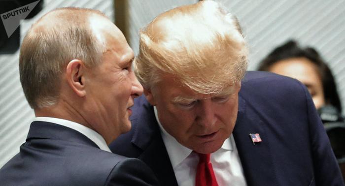 Moscú confirma los preparativos para la segunda cumbre Putin-Trump en Argentina