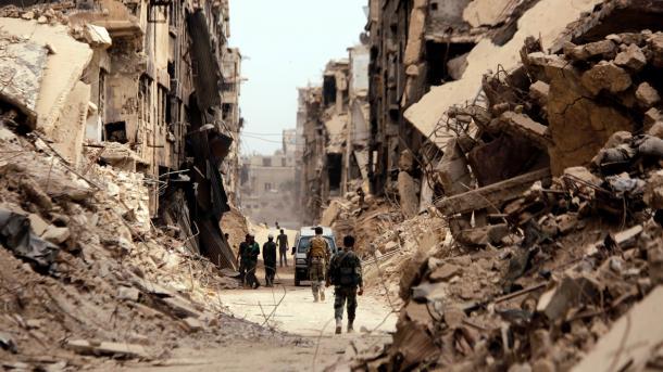 Hay 20 víctimas civiles en los ataques de la coalición internacional en Siria