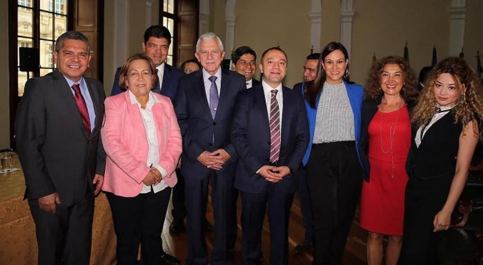 100. Jahrestag der Demokratischen Republik Aserbaidschan in Kolumbien gefeiert