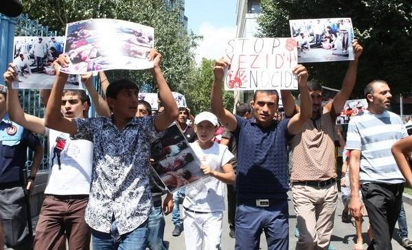 Yazidis issue appeal:In Armenia, our nation is subjected to oppression policy, PKK offices are created