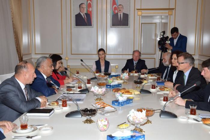 Deutscher Botschafter in Aserbaidschan besucht Guba