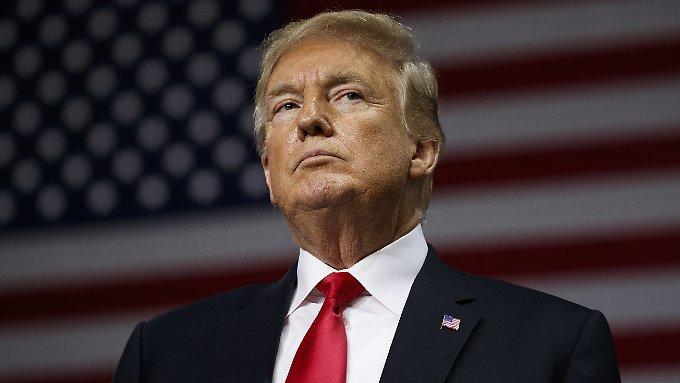 Trump verschärft Wahlbetrugs-Vorwürfe