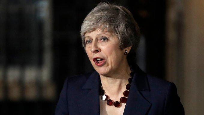 Britisches Kabinett stimmt Brexit-Entwurf zu