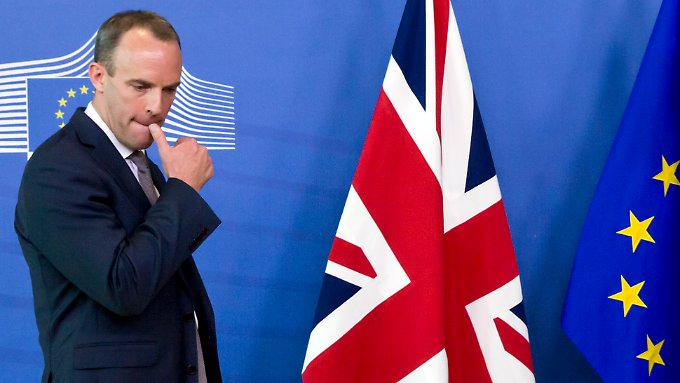 Mehrere britische Minister schmeißen hin