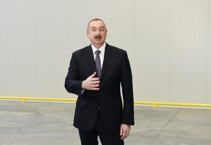 """""""Azərbaycanda makroiqtisadi sabitlik çox yaxşı səviyyədədir"""" - Prezident"""