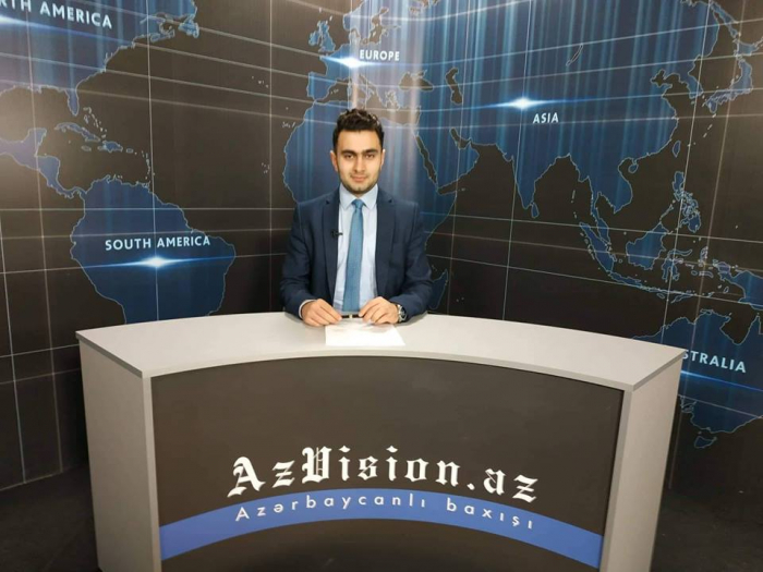 AzVision TV releases new edition of news in German for November 15 - VIDEO