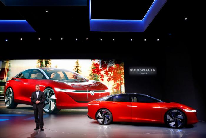 VW-Aufsichtsrat stellt Weichen für Elektromobilität