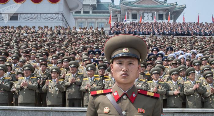 Corea del Sur supone que el Norte ensayó un sistema de artillería de largo alcance