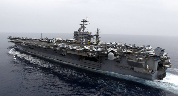 USS Harry Truman enters the Mediterranean Sea – reports