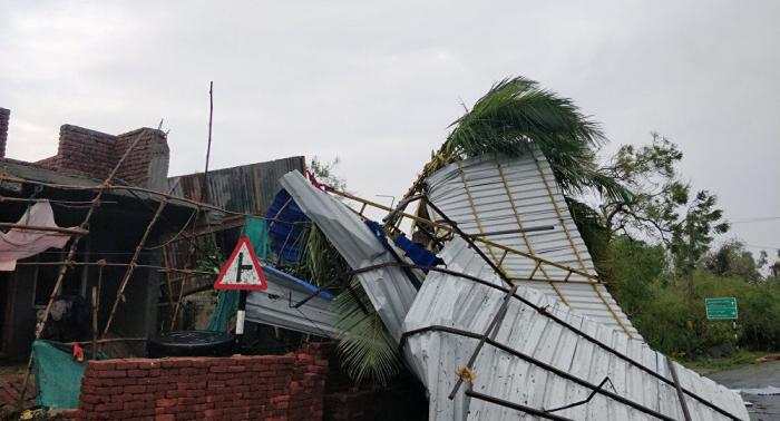 Varios muertos y más de 76.000 evacuados por el ciclón Gaja en la India