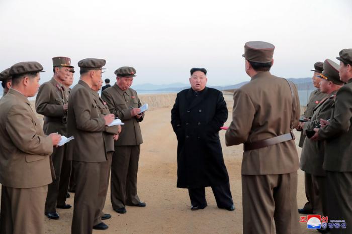 Nordkorea testet Hightech-Waffe - Will US-Bürger freilassen