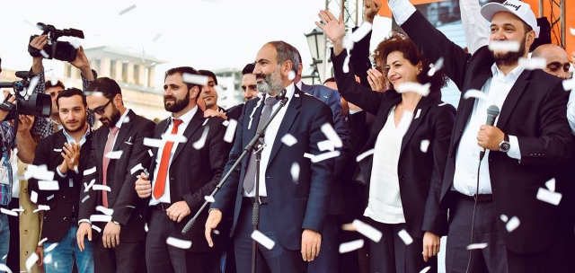 Ex-chief of Administrative Service of Armenian PM's staff accuses Pashinyan's party of dictatorship