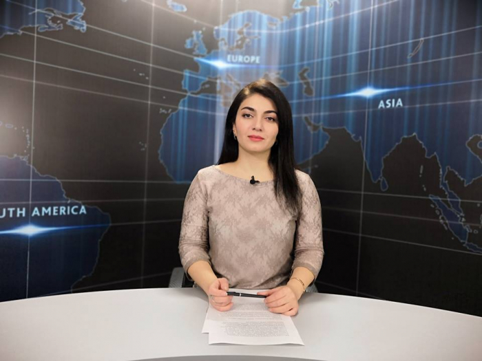 AzVision TV releases new edition of news in English for November 16 - VIDEO
