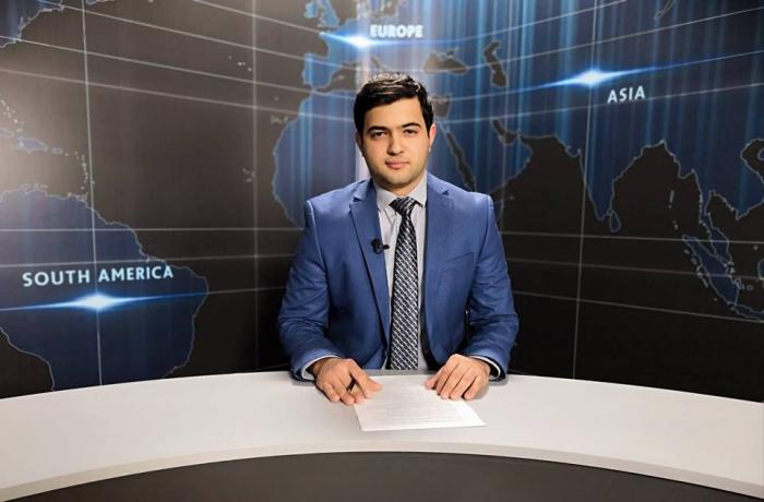 AzVision TV:Die wichtigsten Videonachrichten des Tages aufDeutsch(16. November)-VIDEO