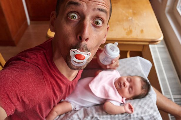 Why you should suck your baby