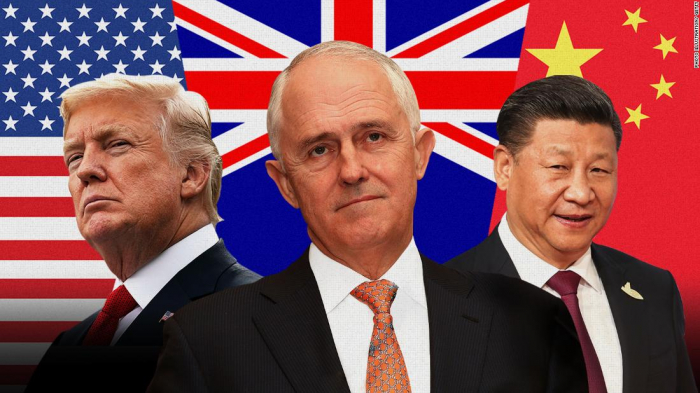 Australia to bury hatchet with China - in fence between Beijing and Washington