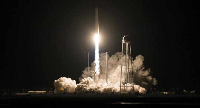 "US-Raumtransporter ""Cygnus"" zur ISS gestartet – VIDEO"