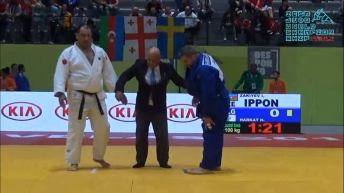 Paracüdo millimiz altı medal qazanıb