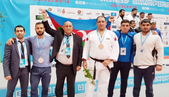 Paralimpiya millimiz 42 ölkə arasında üçüncü oldu