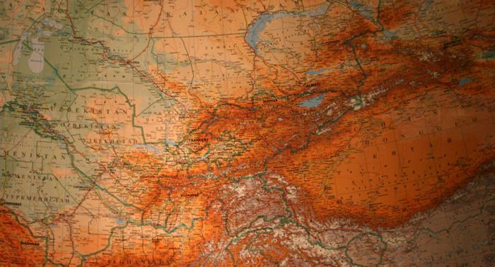 Esto puede cambiar el curso de la historia en Asia Central