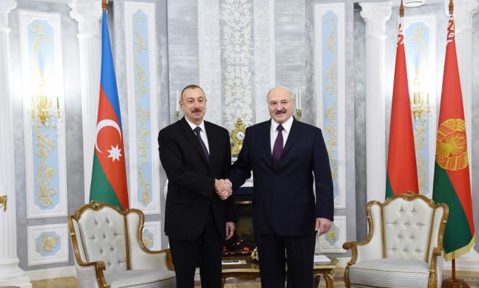 """""""Azərbaycan haqqında çox danışırdılar..."""" - Lukaşenko"""