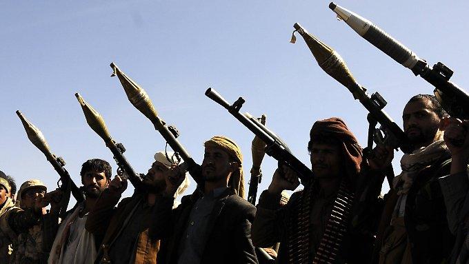 Huthi-Rebellen erklären Waffenruhe