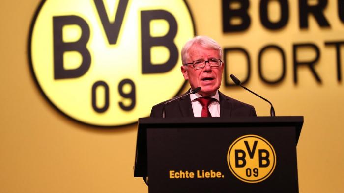 """BVB-Präsident gibt Rolle als """"Bayern-Jäger"""" auf"""