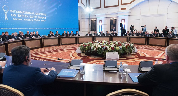 Astana to host meeting on Syria in late November