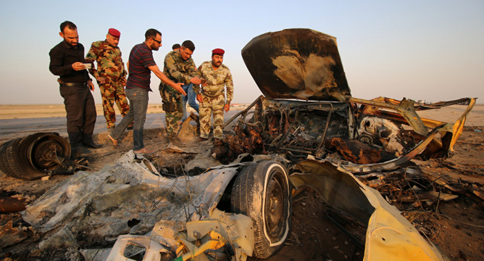 Un ataque con coche bomba deja varios muertos en Irak