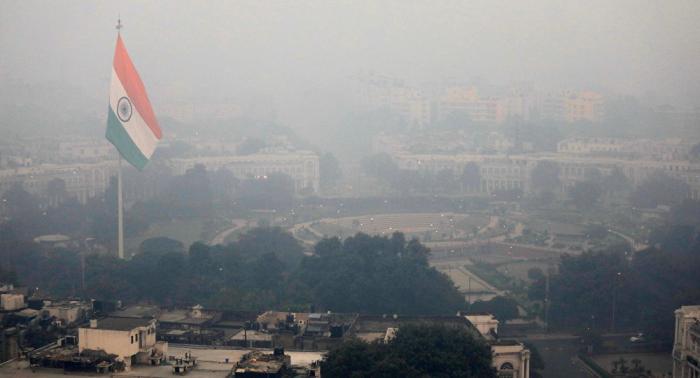 Nepal y la India, dos países con mayor contaminación del aire en el mundo