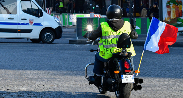 Imputan a cuatro hombres en Francia por preparar atentado en protestas del 17 de noviembre