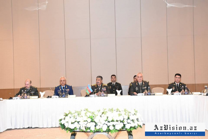 Altos militares de Azerbaiyán, Turquía y Georgia firman protocolo conjunto