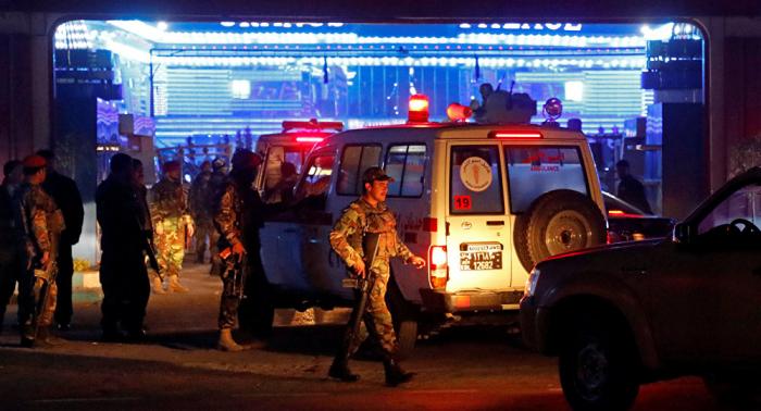 Aumenta el número de muertos tras explosión en Kabul
