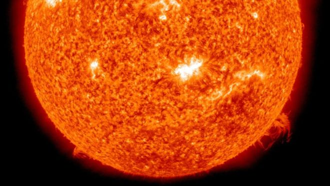 What would happen if a solar storm hit Earth?