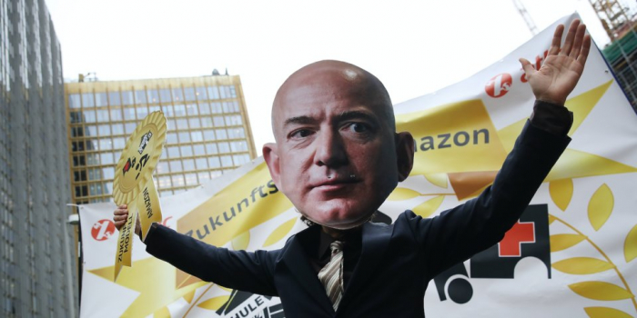 Amazon workers to protest on Black Friday