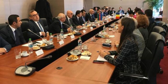 Azərbaycan-Rumıniya təhsil əlaqələri genişlənir