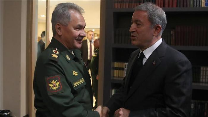 Turkish, Russian ministers discuss Idlib, Tal Rifaat