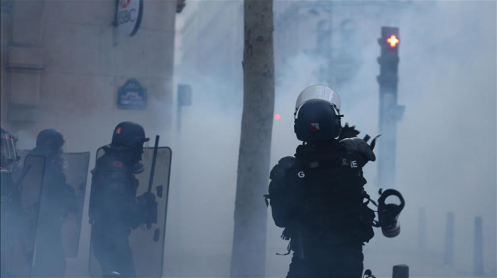France: Over hundred detained in fuel price protests