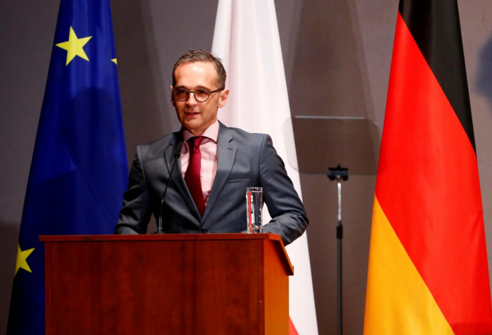 Russia must respect international law again: Germany