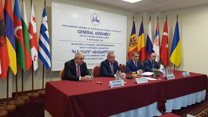 Azerbaiyán asume la presidencia de la Asamblea Parlamentaria de Cooperación Económica del Mar Negro