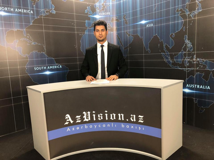 AzVision TV releases new edition of news in German for November 30 -VIDEO