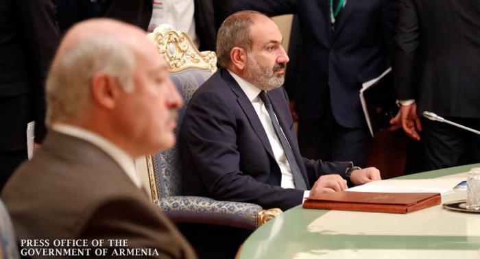 """Paşinyandan Lukaşenkoya mesaj: """"Biz elə bir iş görmüşük ki..."""""""