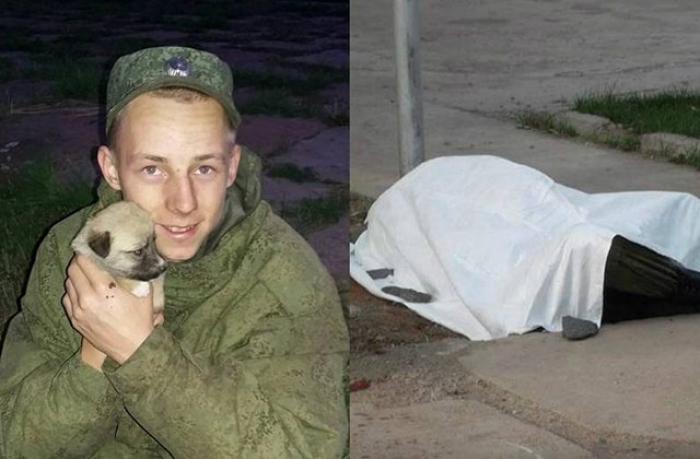 Rus əsgəri öldürən erməni İŞİD-çi şikayətçidir