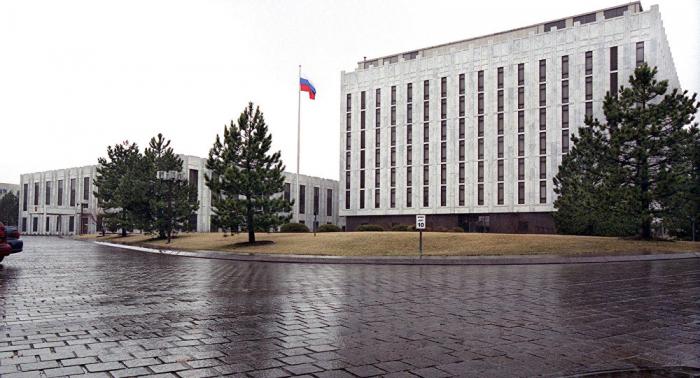 السفارة الروسية في واشنطن تعزي ضحايا حرائق ولاية كاليفورنيا الأمريكية