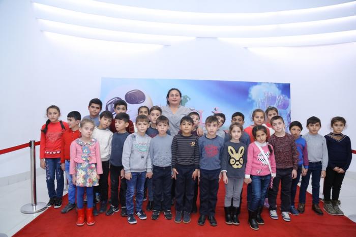 """""""CinemaPlus""""da uşaqlar üçün əyləncə proqramı təşkil olunub"""