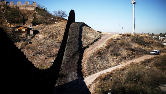 Etats-Unis: 5800 soldats à la frontière avec le Mexique