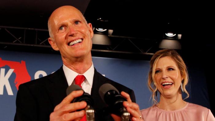 Sénat américain: le républicain Rick Scott vainqueur en Floride