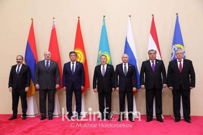 Astanada KTMT liderlərinin görüşü keçirilir
